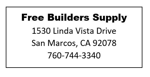 FreeBuildersSupply