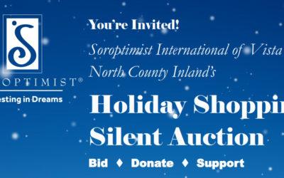 Holiday Shopping Fundraiser